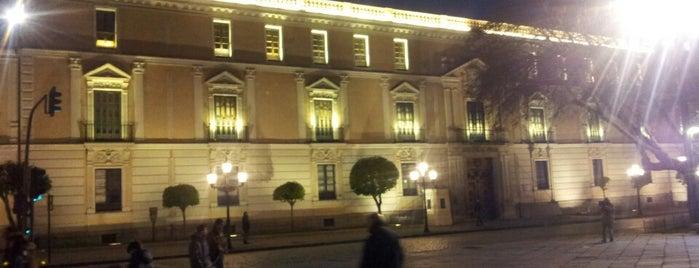 Palacio Real de Valladolid is one of Pucela imprescindible.