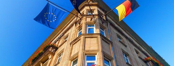 Le Méridien Grand Hotel Nürnberg is one of Nürnberg, Deutschland (Nuremberg, Germany).