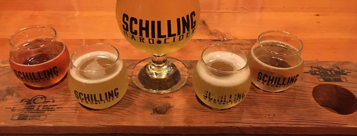 Schilling Cider House is one of Awesome places!.