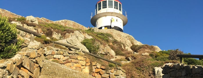 Cape Point Lighthouse is one of Bucket List Places.