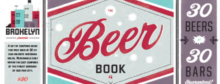 Brokelyn Beer Book Bars, #3 and 4
