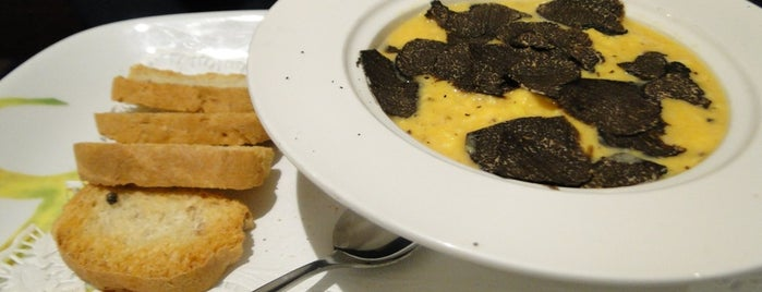L'Atelier de la Truffe Noire is one of Best Restaurants of Brussels.