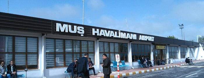 Muş Airport (MSR) is one of Airports in Turkey.