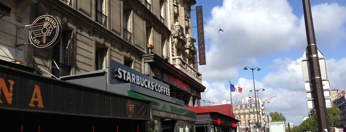 Starbucks Coffee is one of Must-visit Food in Paris.