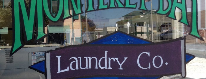Monterey Bay Laundry Co. is one of USA Trip 2013 - The West.