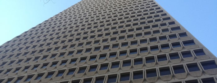 Transamerica Pyramid is one of USA Trip 2013 - The West.
