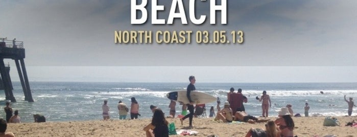 Huntington Beach, CA is one of USA Trip 2013 - The West.