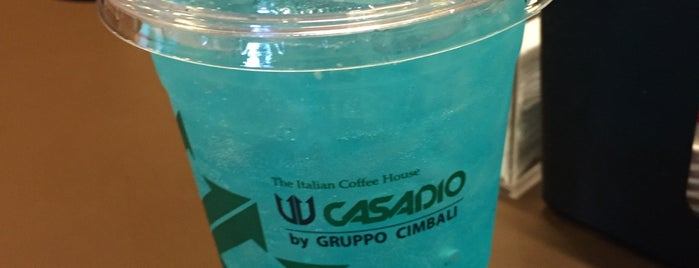 Casadio Coffee is one of Coffeelover ♪(´ε` ).