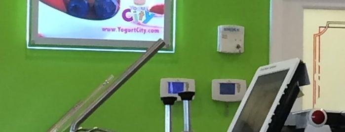 Yogurt City is one of 브런치@novi.