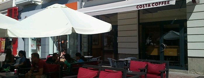 Costa Coffee is one of Plovdiv Food And Drink.