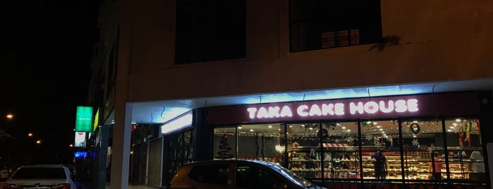 Taka Cake House is one of Taman Satria Jaya, BDC.