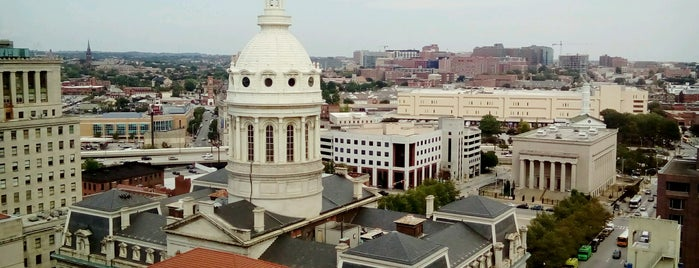 The Munsey is one of 50 Years of Baltimore Preservation Award Winners.