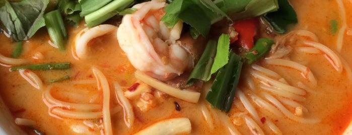 ครัวระเบียงไทร is one of Enjoy eating ;).