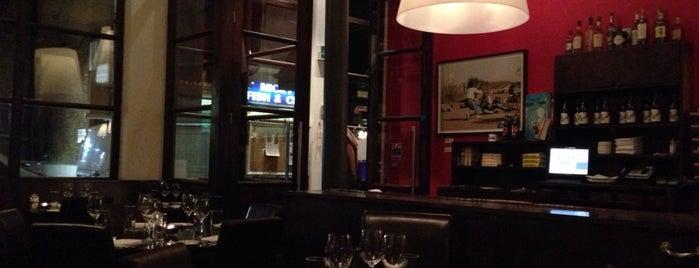 Frontline Club is one of London Restaurants.
