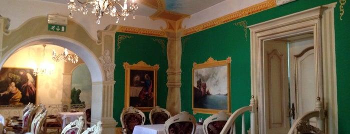Gostilna In Pizzeria Santa Lucia is one of Restavracije.