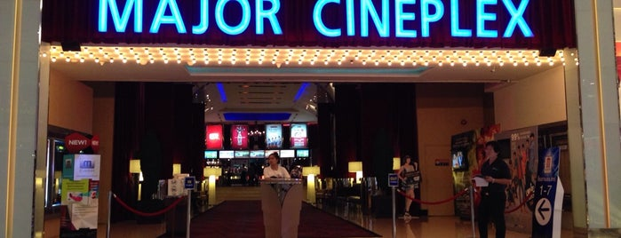 Major Cineplex Central Pinklao is one of Movie Theaters  (Worldwide).