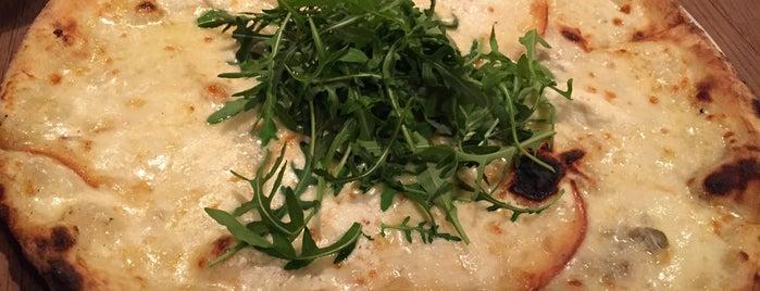 Pazzi Italian Slow Food is one of Amsterdam.