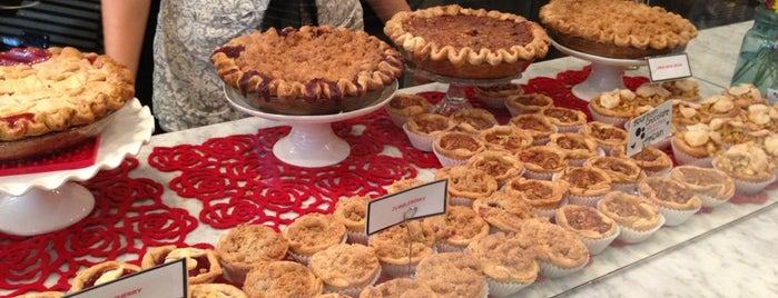 Pie Sisters is one of #UberApproved in DC.