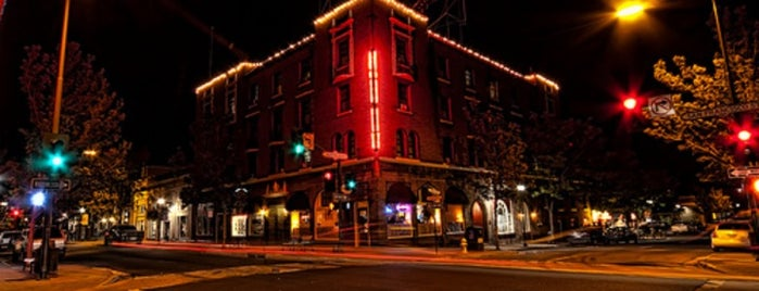 Hotel Monte Vista is one of Historic Hotels to Visit.