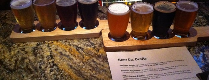 The Beer Company is one of San Diego Brewery and Beer Pubs.