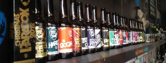 BrewDog Camden is one of London Calling: LDN To Do.