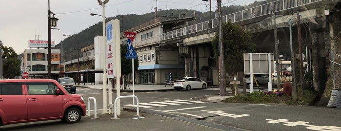 Ōmi-Takashima Station is one of アーバンネットワーク 2.