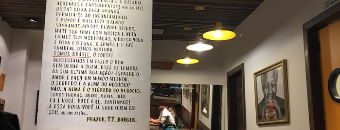 T.T. Burger is one of RIO - Quero ir.