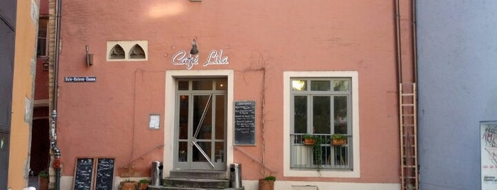 Café Lila is one of Tatort Rudelgucken.