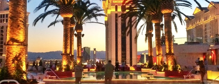 Drai's Beach Club • Nightclub is one of The 15 Best Places for Sunsets in Las Vegas.