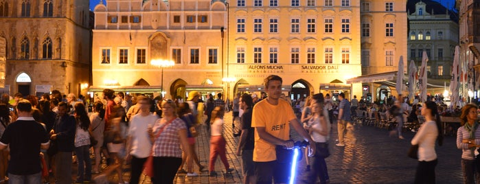 The Best Places For Tours In Prague - A walking tour of prague 15 historical landmarks