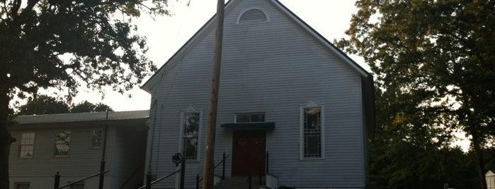TWD Zombie Church is one of The Walking Dead.