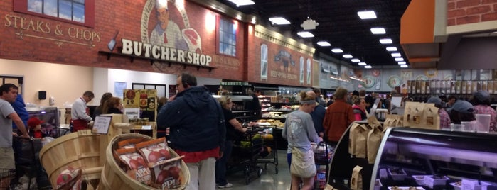 Fields Foods is one of places to try.