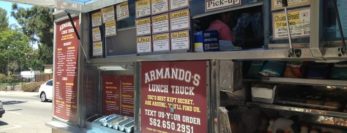 Armando's Lunch Truck is one of Food.