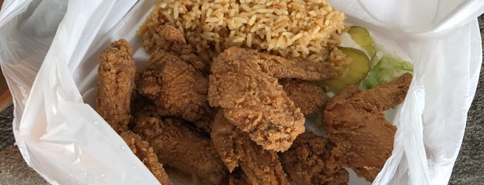 Manchu Food Store is one of The 15 Best Southern and Soul Food Restaurants in New Orleans.