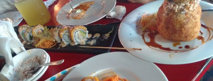 Sushi In House is one of TRAGAZONE!.
