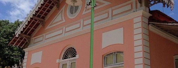 Sítio da Trindade is one of Prefeitura.