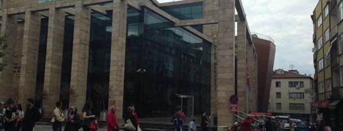 Hamamizade İhsan Bey Kültür Merkezi is one of n..