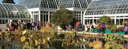 The New York Botanical Garden is one of New York's Best Great Outdoors - 2012.
