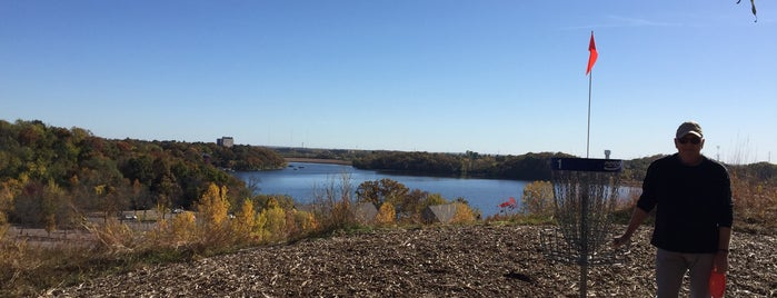 Bryant Lake Disc Golf Course is one of Twin Cities disc golf courses.