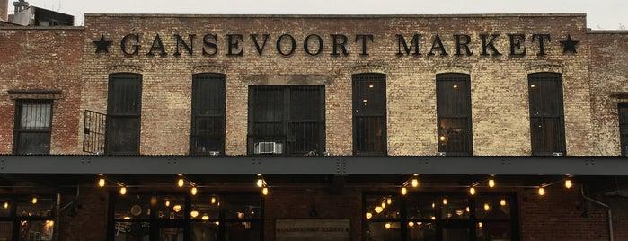 Gansevoort Market is one of Cheap Eats.