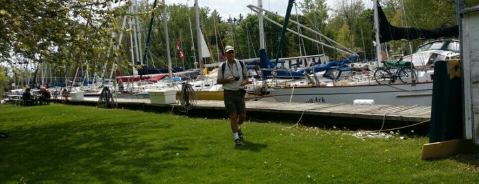 Toronto Island Bicycle Rental is one of Guide to Toronto's GEMS!.