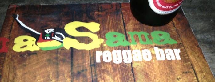 Sama Sama Reggae Bar is one of Bali the heavenly.