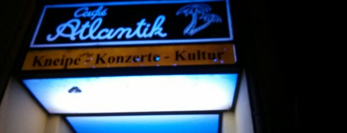 Cafe Atlantik is one of Freiburg.