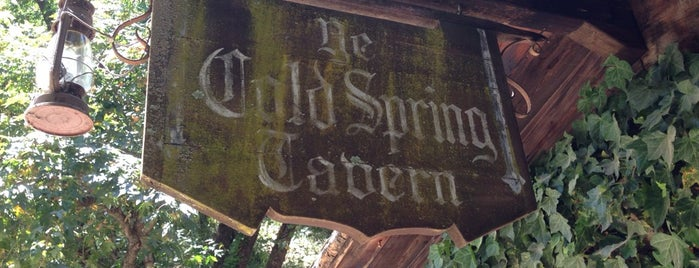 Cold Spring Tavern is one of Travel Guide to Santa Barbara.