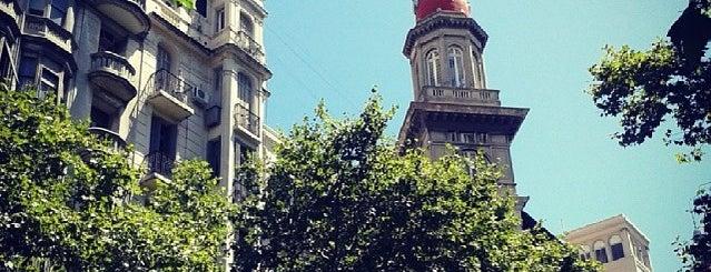Edificio La Inmobiliaria is one of Cúpulas de Buenos Aires.