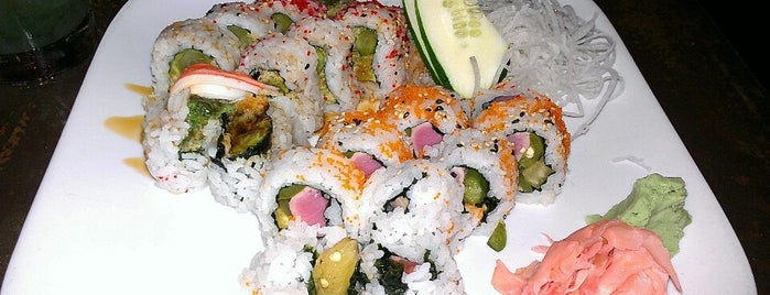 Sushi O Bistro is one of Raleigh Favorites.