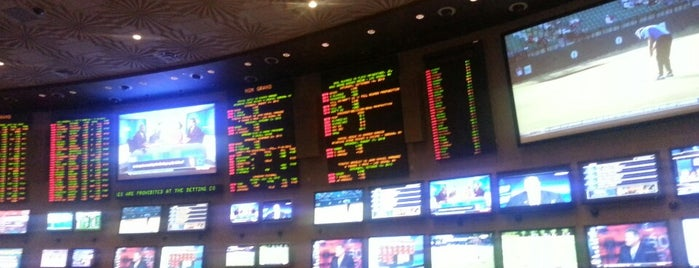 Race & Sports Book is one of Vegas.