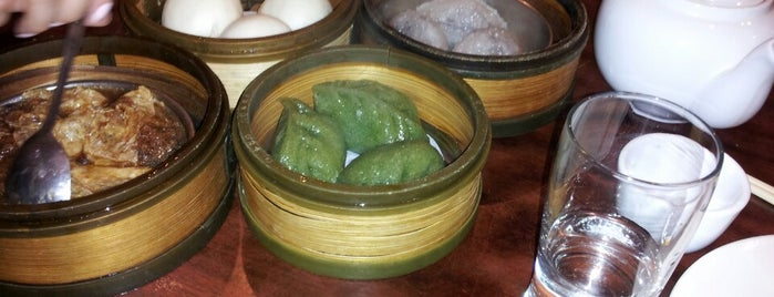 Vegetarian Dim Sum House is one of Eat NYC.