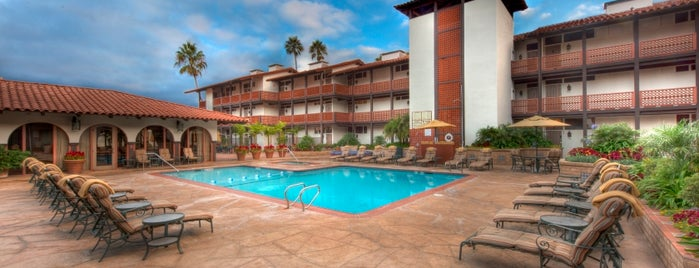 La Jolla Shores Hotel is one of Home: the best of San Diego.