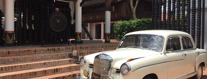 Sofitel Luang Prabang is one of Laos.